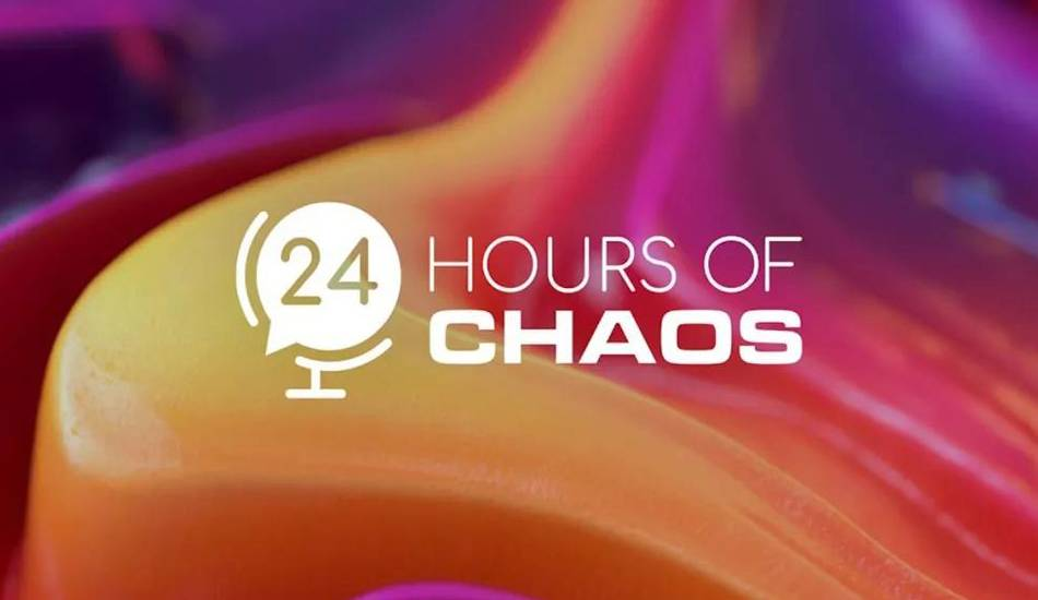 Chaos Group | 24 Hours of Chaos 活动